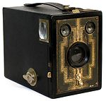 Kodak Eastman: Six-20 Brownie (US) camera
