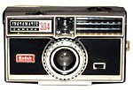 Kodak Eastman: Instamatic 304 camera