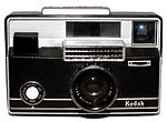 Kodak Eastman: Instamatic 700 camera