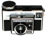 Kodak Eastman: Instamatic X-45 camera