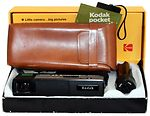 Kodak Eastman: Pocket Instamatic 30 camera