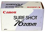 Canon: Sure Shot Mega (Prima / Autoboy) Zoom 76 camera
