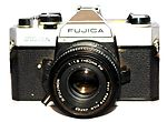 Fuji Optical: Fujica STX-1 camera