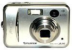 Fuji Optical: FinePix A345 Zoom camera