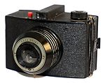 AGFA ANSCO: Chief camera