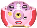 unknown companies: Little Tikes camera