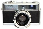 Minolta: Hi-matic 9 camera