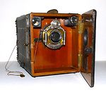 unknown companies: falling plate detective box camera camera