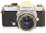 Nikon: Nikkormat FT (same as Nikomat FT) camera