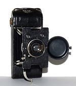 Ansco: Vest Pocket No.2 camera