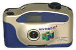 unknown companies: Nitendo 64 camera