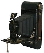 Kodak Eastman: Cartridge Premo No.2 camera
