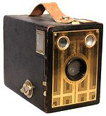 Kodak Eastman: Six-20 Brownie Junior (US) camera
