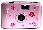 unknown companies: Pink Eyelash camera