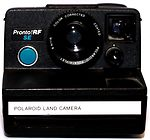 Polaroid: Pronto RF SE camera