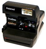 Polaroid: One Step AF camera