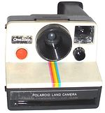 Polaroid: One Step BC camera