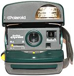 Polaroid: One Step Express camera