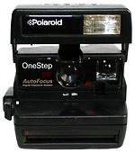 Polaroid: One Step SE camera