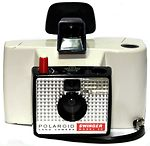 Polaroid: Swinger 20 camera