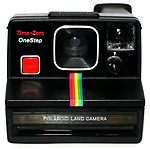 Polaroid: One Step Time-Zero camera
