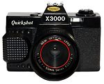 New Taiwan: Quickshot X3000 (pseudo-SLR, New Optical Lens) camera