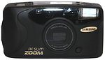 Samsung: Slim Zoom 70G (AF Slim Zoom / Mini Zoom 7X) camera