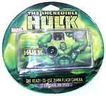Marvel (Comics): The Incredible Hulk camera