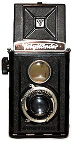 Voigtländer: Brillant (sheet metal) camera