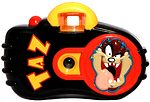 unknown companies: Looney Tunes Taz camera