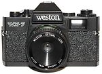 New Taiwan: Weston WX-7 (Weston Optical Lens) camera