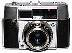 AGFA: Optima II S camera