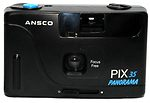 Ansco: Pix Panorama camera