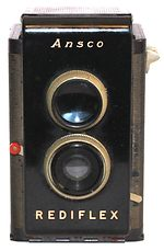 Ansco: Rediflex camera
