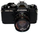 Chinon: Chinon CM-4S camera