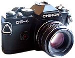 Chinon: Chinon CS-4 camera