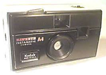 Kodak Eastman: Instamatic Hawkeye A-1 camera