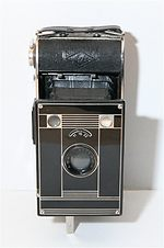 AGFA: Billy Clack 74 camera