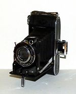 AGFA: Billy Record 4.5 camera