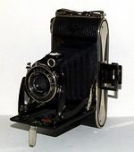 AGFA: Billy Record 7.7 camera