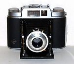 AGFA: Isolette L camera