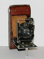 AGFA: Nitor Luxus camera