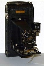 Ansco: Semi Automatic camera