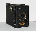 Houghton: Ensign All Distance (box, black) camera