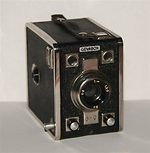 Gevaert: Geva Box (waist level) camera