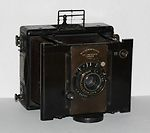 Goerz C.P.: Anschütz (Model I) camera