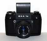 Ihagee: Exa Ic camera