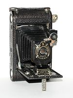 Kodak Eastman: Autographic Junior No.1 camera
