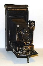 Kodak Eastman: Autographic Special No.3A Model B camera