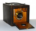 "Kodak Eastman: Bull""s Eye Special No.2 camera"